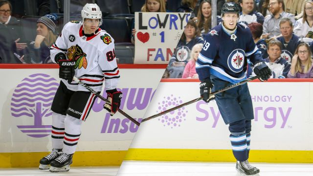 Chicago Blackhawks vs. Winnipeg Jets