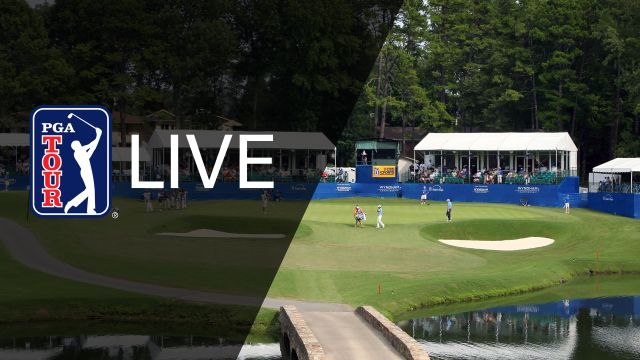 Wyndham Championship - Featured Holes - Day 2