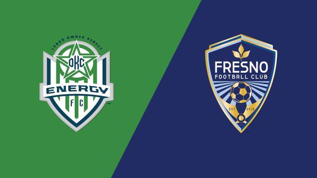 OKC Energy FC vs. Fresno FC