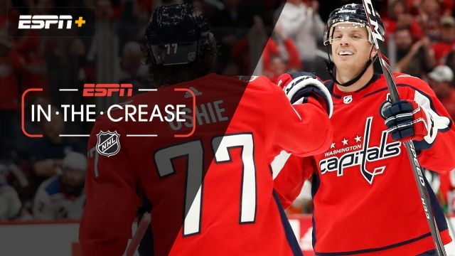 Sat, 10/19 - In the Crease: Carlson looks to stay hot