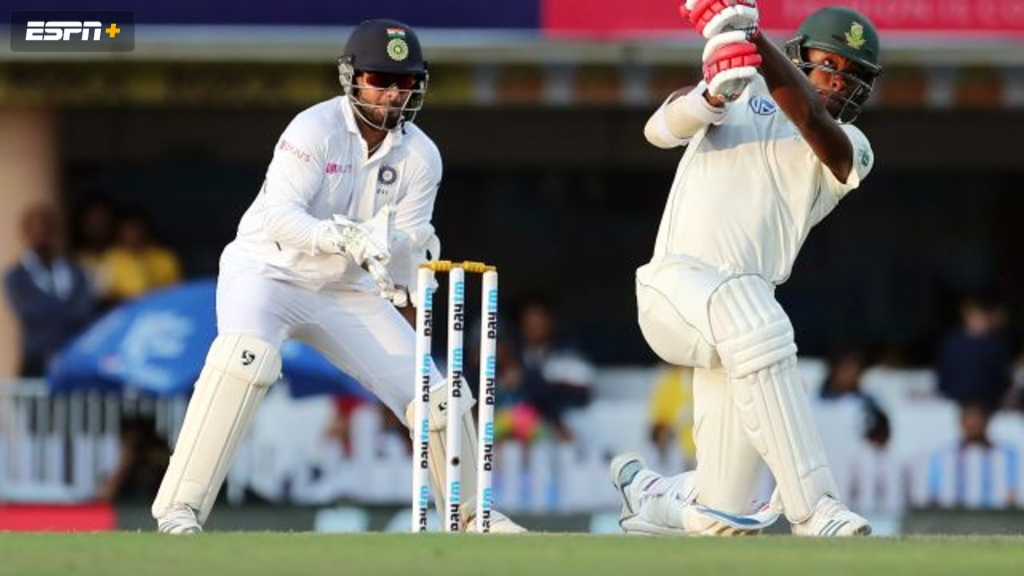 India vs. South Africa (3rd Test - Day 3)