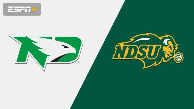 North Dakota vs. North Dakota State (W Basketball)