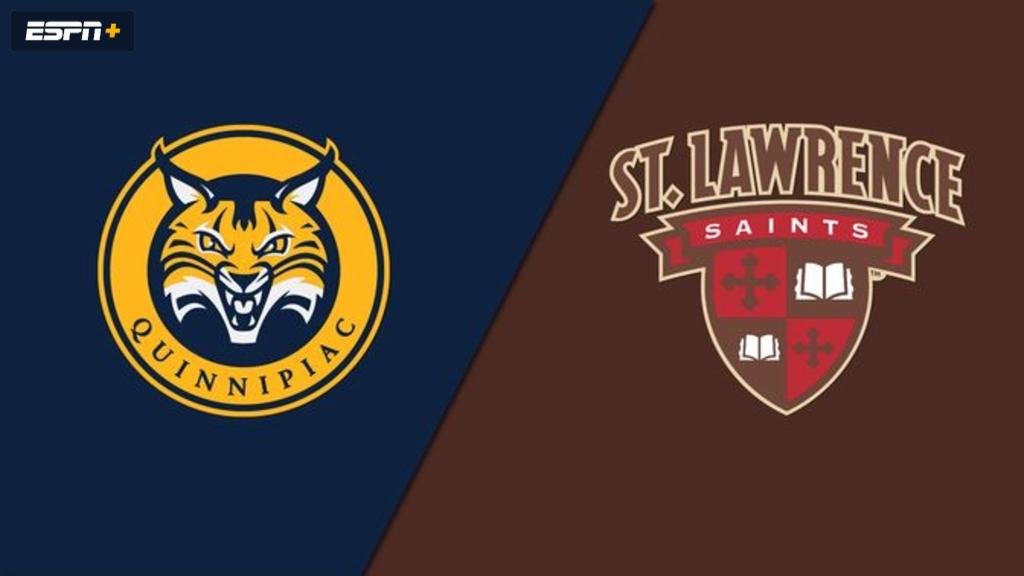 Quinnipiac vs. St. Lawrence (W Hockey)