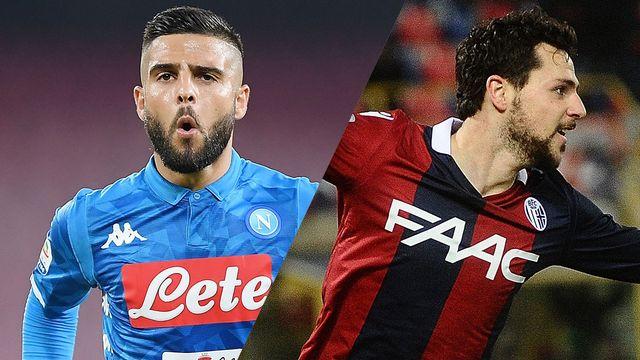 Napoli vs. Bologna (Serie A)