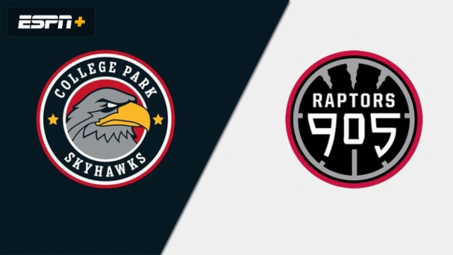 College Park SkyHawks vs. Raptors 905
