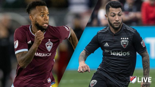 Colorado Rapids vs. D.C. United