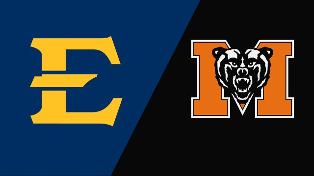 East Tennessee State vs. Mercer (W Basketball)