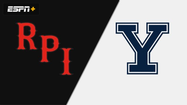 Rensselaer vs. Yale (M Hockey)