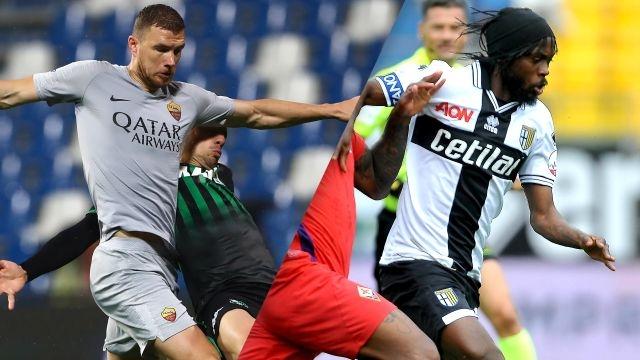 AS Roma vs. Parma (Serie A)