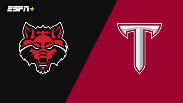 Arkansas State vs. Troy (W Basketball)