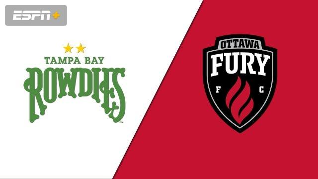 Tampa Bay Rowdies vs. Ottawa Fury FC (USL Championship)