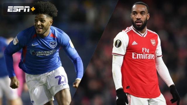 Portsmouth vs. Arsenal (5th Round) (FA Cup)