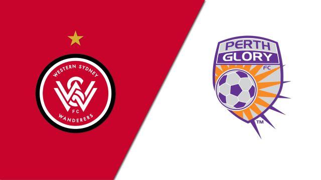 Western Sydney Wanderers FC vs. Perth Glory (A-League)