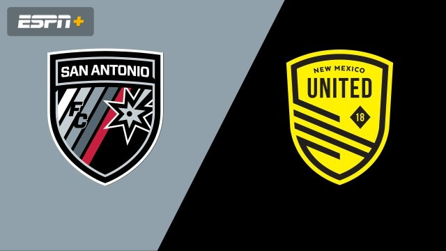 San Antonio FC vs. New Mexico United (USL Championship)