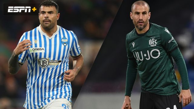 In Spanish-SPAL vs. Bologna (Serie A)