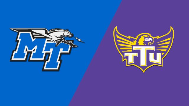 Middle Tennessee vs. Tennessee Tech (W Basketball)