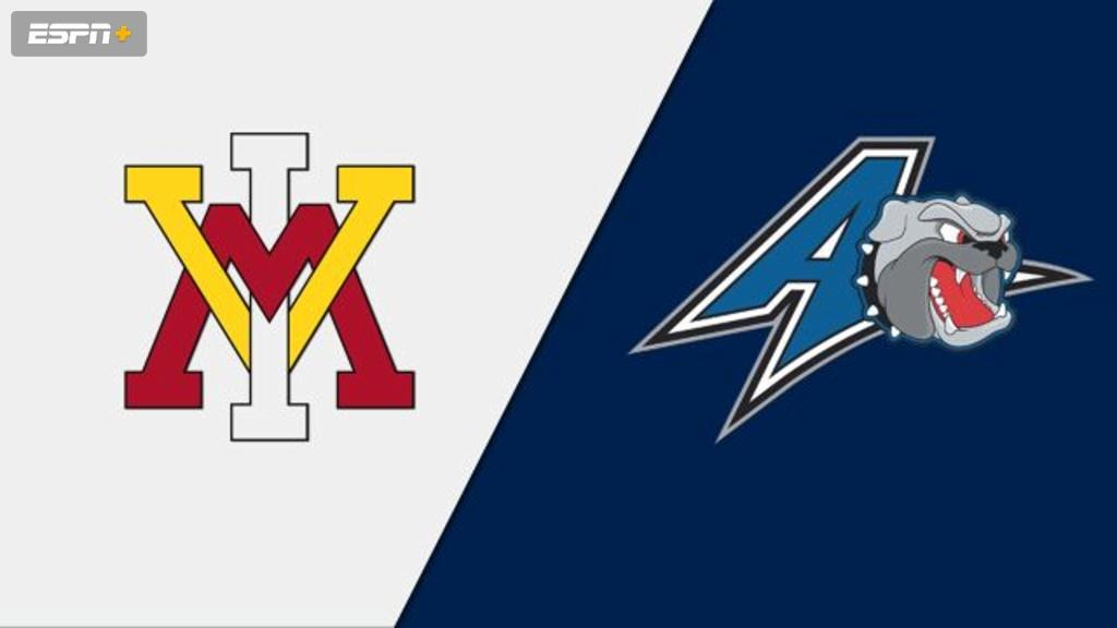 VMI vs. UNC Asheville (M Soccer)
