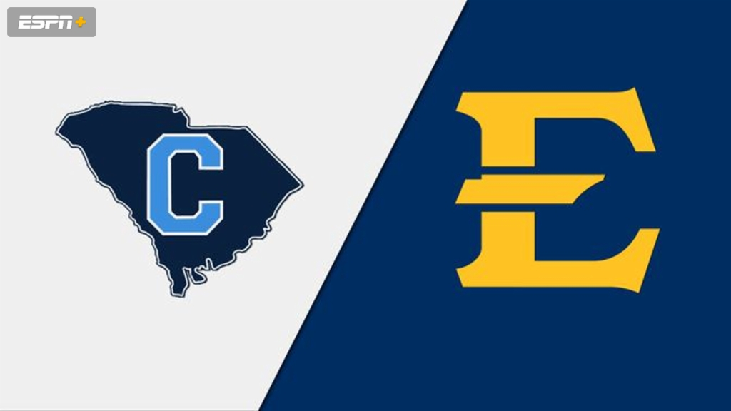 The Citadel vs. East Tennessee State (M Basketball)