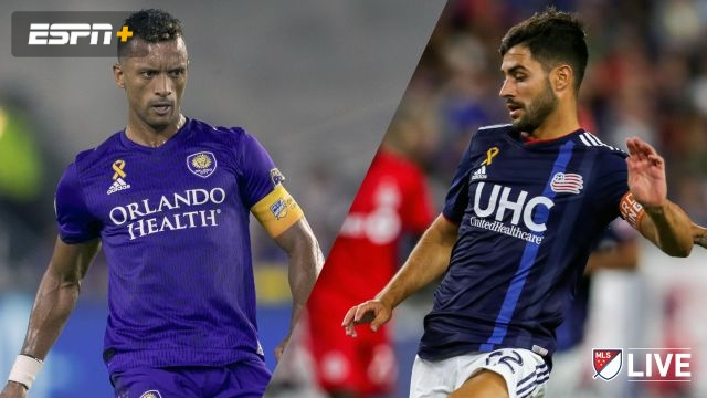 Orlando City SC vs. New England Revolution (MLS)