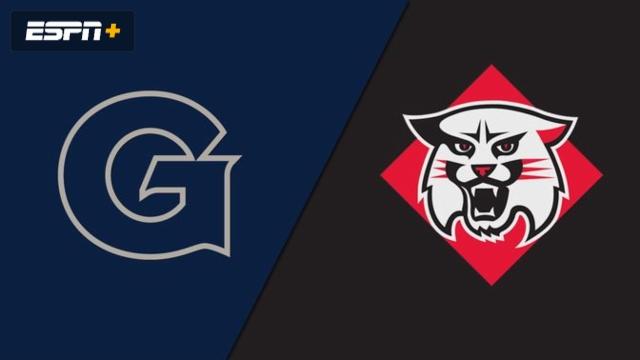 Georgetown vs. Davidson (Baseball)