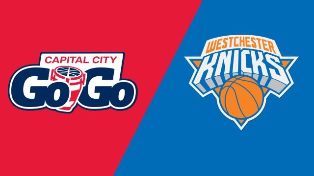 Capital City Go-Go vs. Westchester Knicks