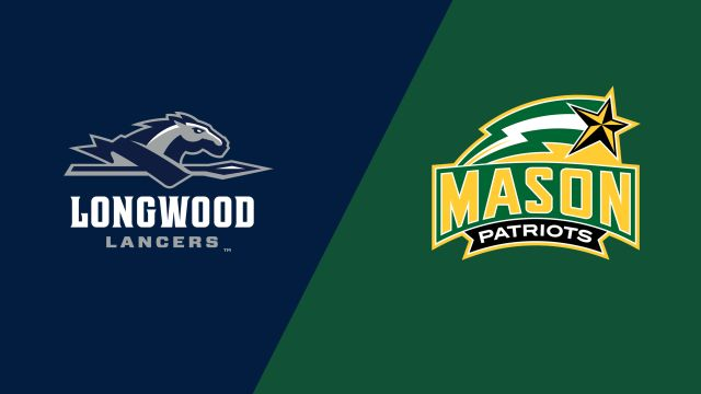 Longwood vs. George Mason (M Soccer)