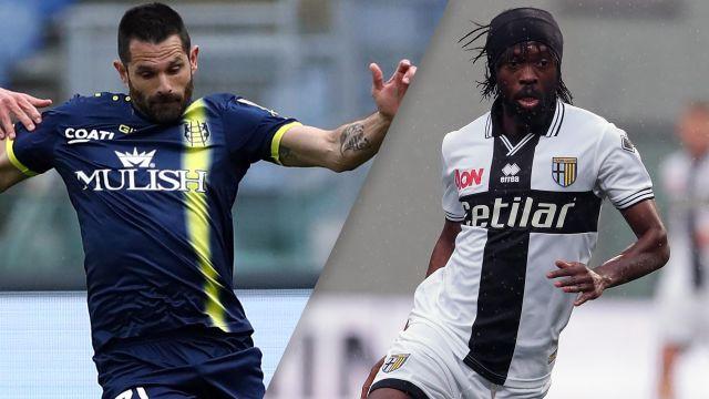 Chievo vs. Parma (Serie A)