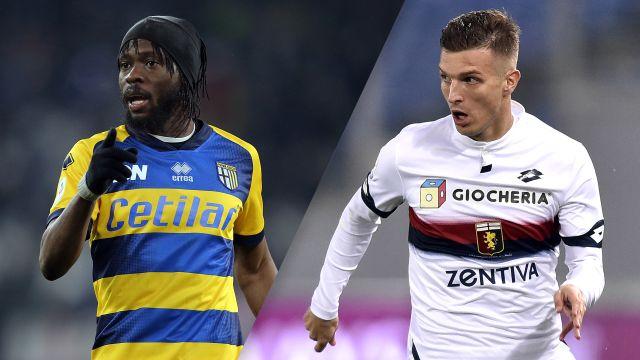Parma vs. Genoa (Serie A)