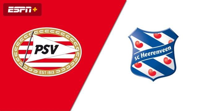 PSV vs. Heerenveen (Eredivisie)