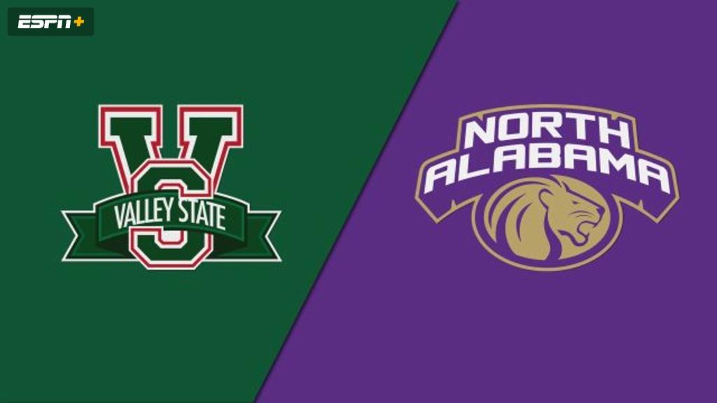 Mississippi Valley State vs. North Alabama (W Basketball)