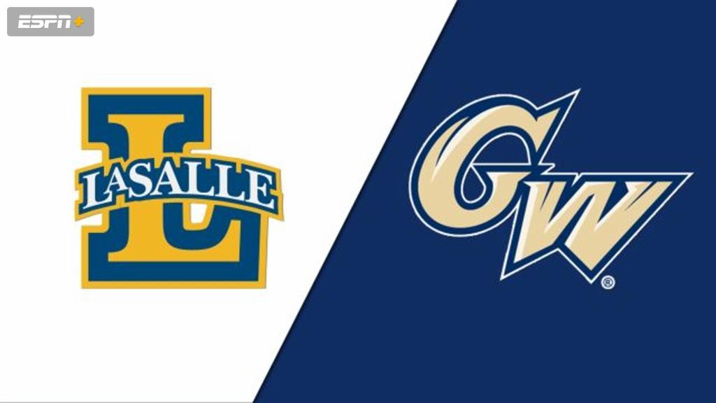 La Salle vs. George Washington (First Round) (W Volleyball)