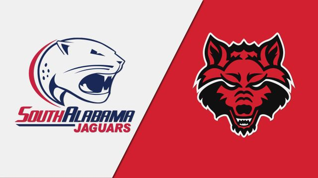 South Alabama vs. Arkansas State (First Round) (W Volleyball)
