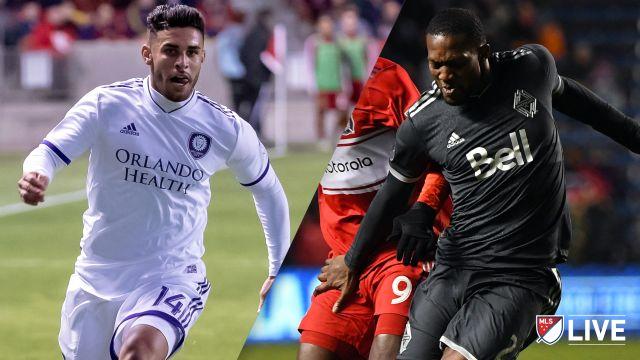 Orlando City SC vs. Vancouver Whitecaps FC