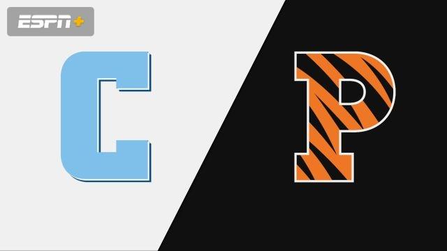 Columbia vs. Princeton (M Soccer)