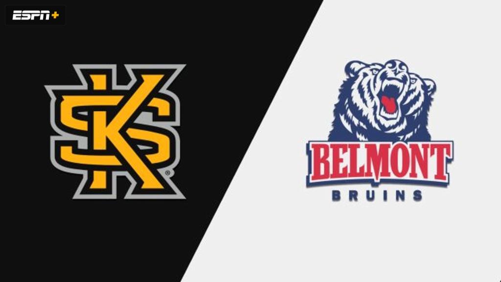 Kennesaw State vs. Belmont (M Basketball)