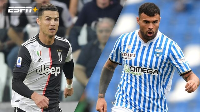 Juventus vs. SPAL (Serie A)