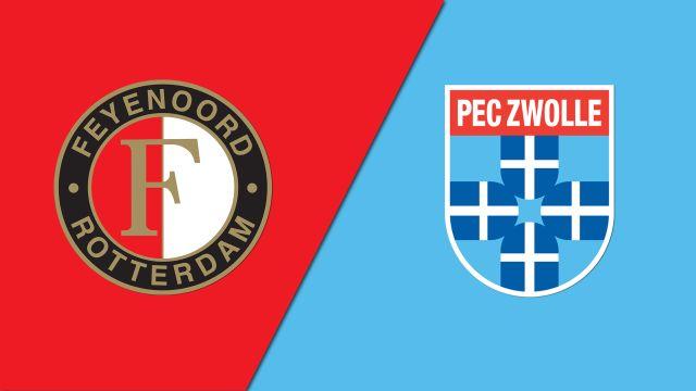 Feyenoord vs. PEC Zwolle (Eredivisie)