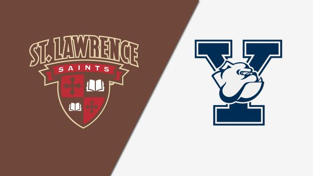 #9 St. Lawrence vs. Yale (W Hockey)