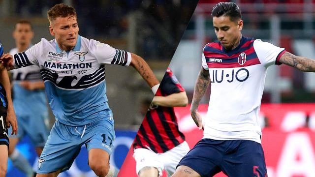 Lazio vs. Bologna (Serie A)