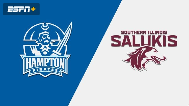 Hampton vs. Southern Illinois (M Basketball)
