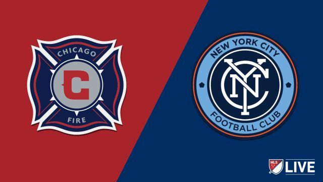 Chicago Fire vs. New York City FC