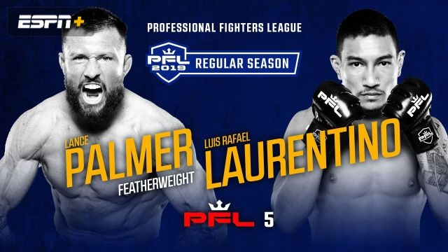 In Spanish - Professional Fighters League (PFL 5)