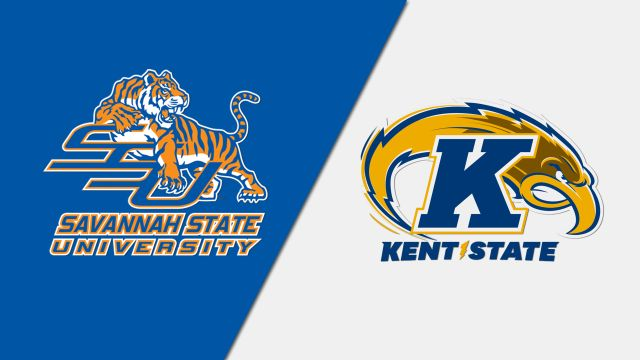Savannah State vs. Kent State (M Basketball)