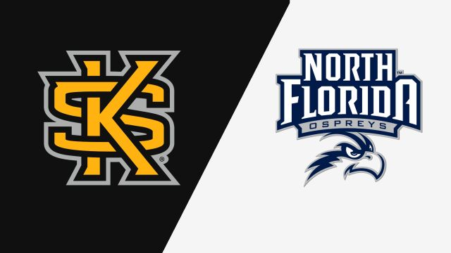 Kennesaw State vs. North Florida (W Volleyball)