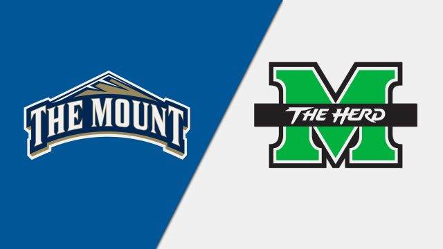 Mount St. Mary's vs. Marshall (M Basketball)