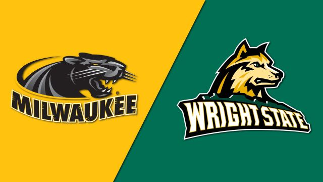 Milwaukee vs. Wright State (W Volleyball)