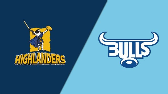 Highlanders vs. Bulls (Super Rugby)