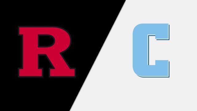 Rutgers vs. Columbia (M Soccer)