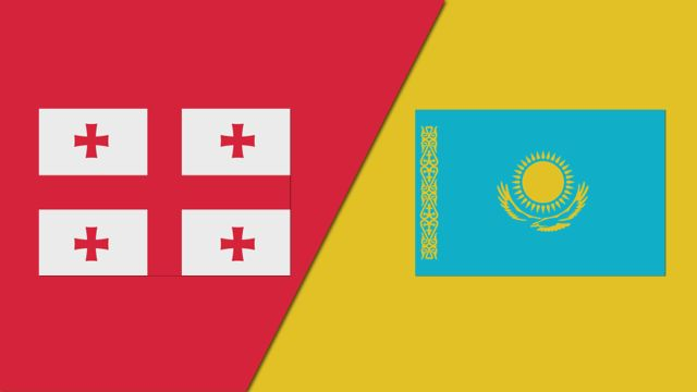 Georgia vs. Kazakhstan (UEFA Nations League)