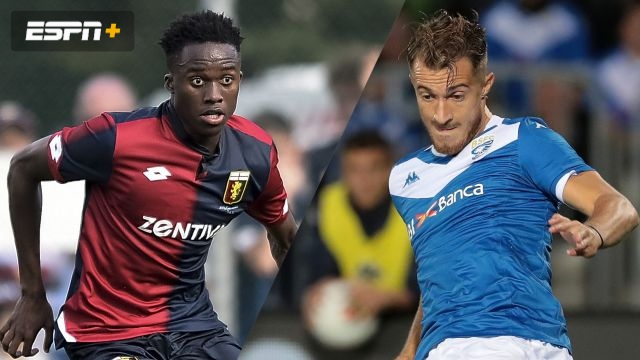 Genoa vs. Brescia (Serie A)